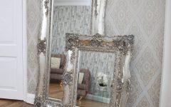 Vintage Ornate Mirrors