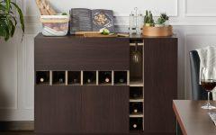 Modern Espresso Storage Buffets