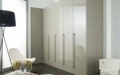 Cream Gloss Wardrobes Doors