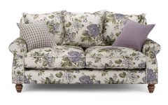 Floral Sofas