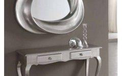 Modern Silver Mirrors