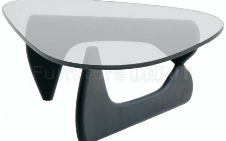 Modern Glass Top Coffee Tables