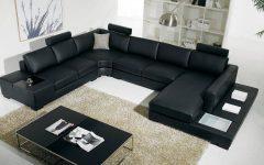 Black Sofas for Living Room
