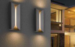Contemporary Outdoor Wall Lighting Fixtures