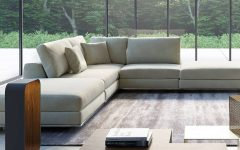 Armless Sofas and Sectionals
