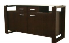 Dark Brown Sideboards