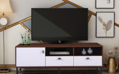 """Lucille Tv Stands for Tvs Up to 75"""""""
