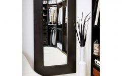 Long Brown Mirrors