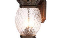 Outdoor Pineapple Lanterns
