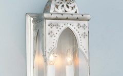 Moroccan Outdoor Electric Lanterns