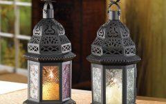 Moroccan Outdoor Lanterns