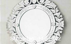 Round Venetian Mirrors