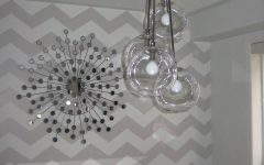 West Elm Cluster Pendants