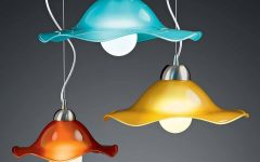 Murano Glass Lighting Pendants