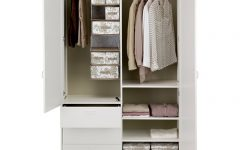 Wardrobe Drawers and Shelves Ikea