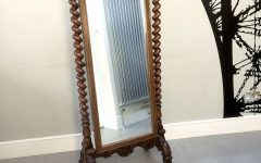 Victorian Standing Mirrors
