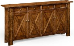 Narrow Sideboards and Buffets