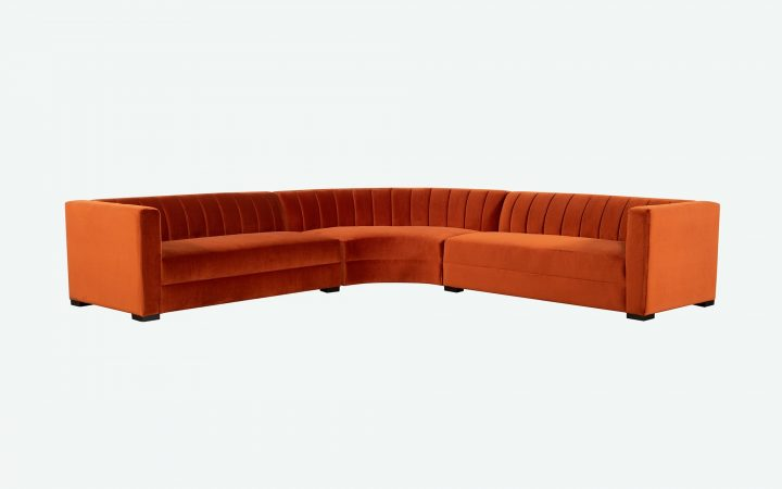 Soane 3 Piece Sectionals by Nate Berkus and Jeremiah Brent