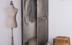 Industrial Style Wardrobes