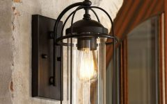 Big Outdoor Wall Lighting