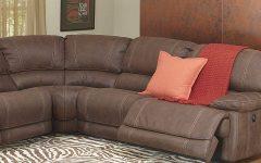 Jedd Fabric Reclining Sectional Sofa