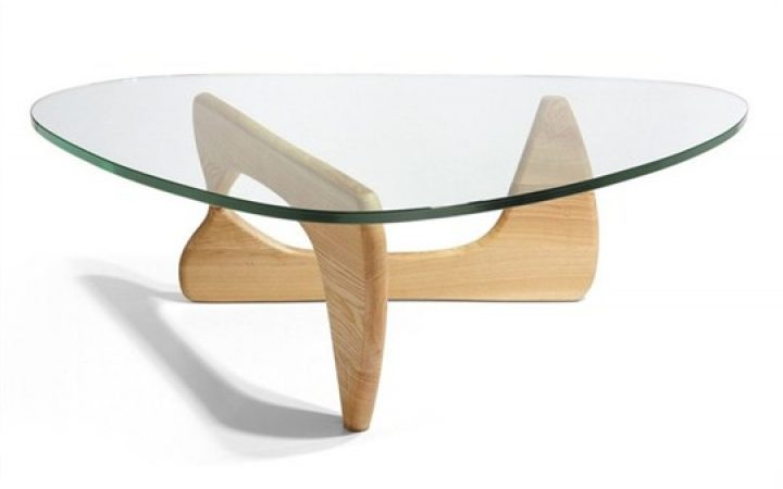 Noguchi Glass Coffee Table Replica Replacement