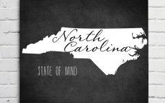 North Carolina Wall Art