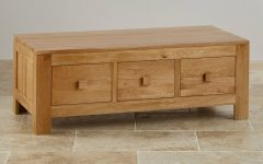Oak Furniture Coffee Tables