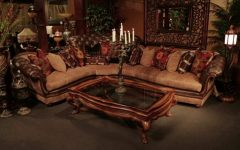 High End Leather Sectional Sofa