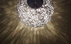 Wire Ball Lights Pendants