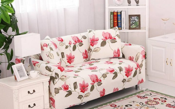 Floral Sofa Slipcovers