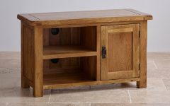 Rustic Oak Tv Stands