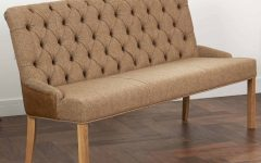 Leather Bench Sofas