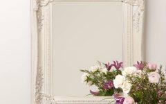 White French Mirrors