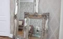 Vintage Silver Mirrors
