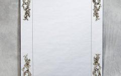 Rectangular Venetian Mirrors
