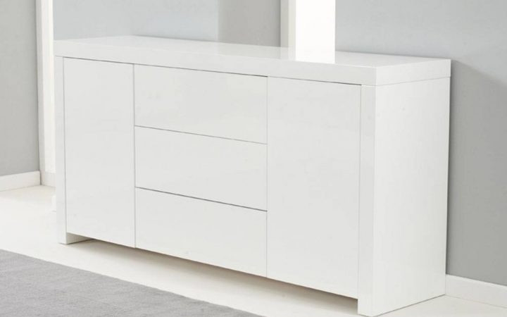 Gloss White Sideboards