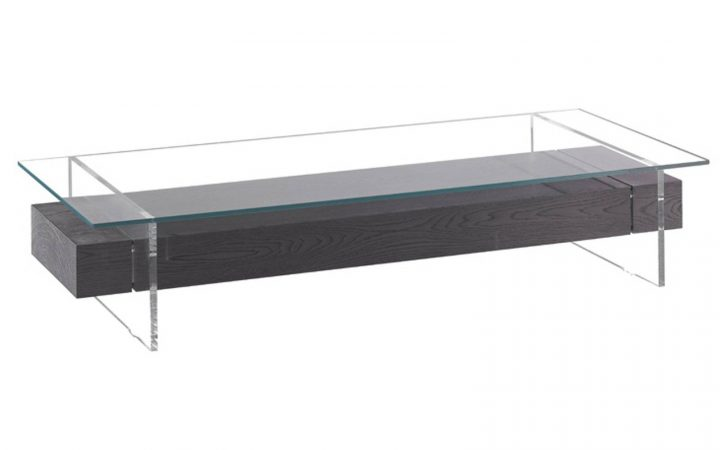 Low Rectangular Coffee Tables