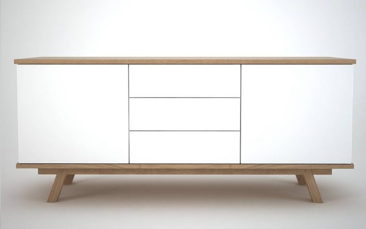 White Contemporary Sideboards