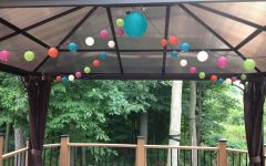 Outdoor Gazebo Lanterns
