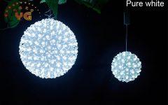 Outdoor Hanging Christmas Light Balls