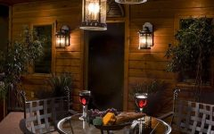 Outdoor Hanging Patio Lanterns