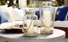Outdoor Lanterns for Tables
