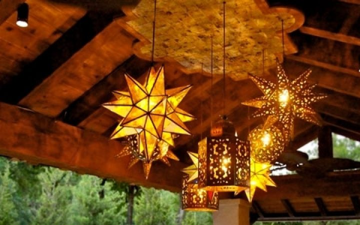 Mexican Outdoor Hanging Lights