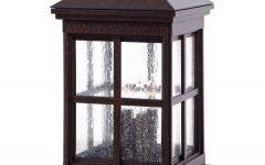 Outdoor Lanterns for Pillars