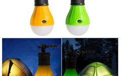 Outdoor Hanging Lights for Campers