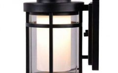 Led Outdoor Wall Lighting at Home Depot