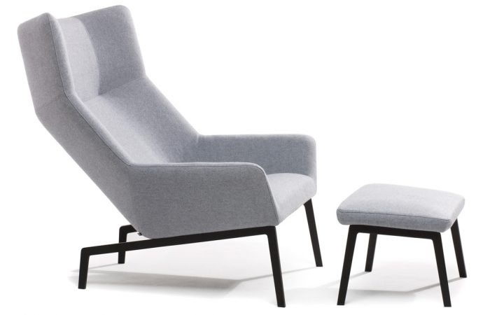 Chairs with Ottoman