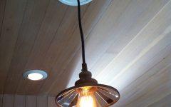 Recessed Lights to Pendant Lights