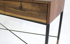 Phillip Brass Console Tables